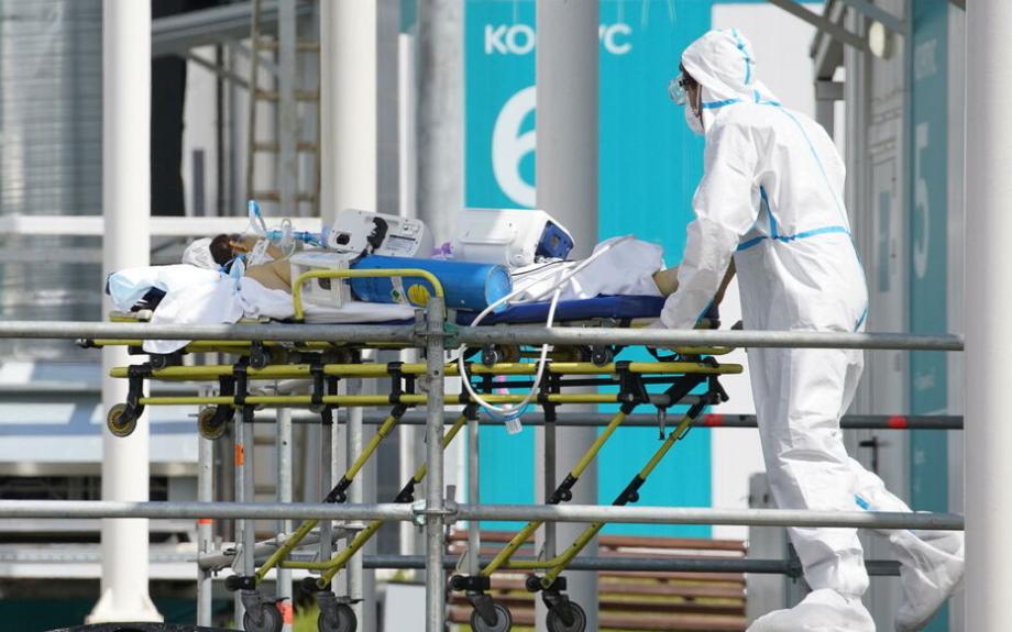 Covid-19: nouveau record de décès quotidiens en Russie
