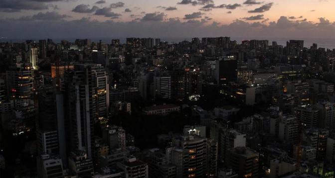 Blackout au Liban où les centrales électriques sont à sec