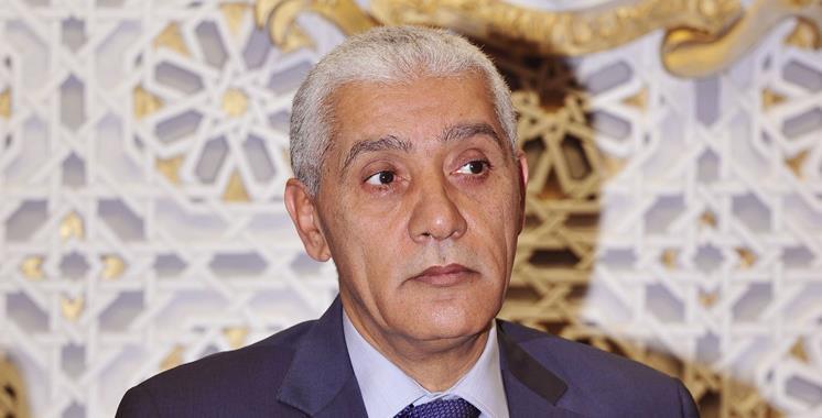 Rachid Talbi Alami élu président de la Chambre des représentants