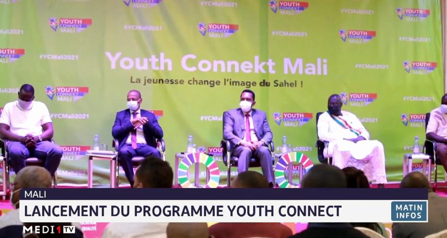 Mali: lancement du programment Youthconnekt