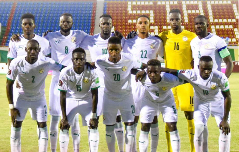 Éliminatoires Mondial-2022 : des passeports diplomatiques pour les Lions du Sénégal pour leur faciliter l'entrée en Afrique du Sud (fédération)