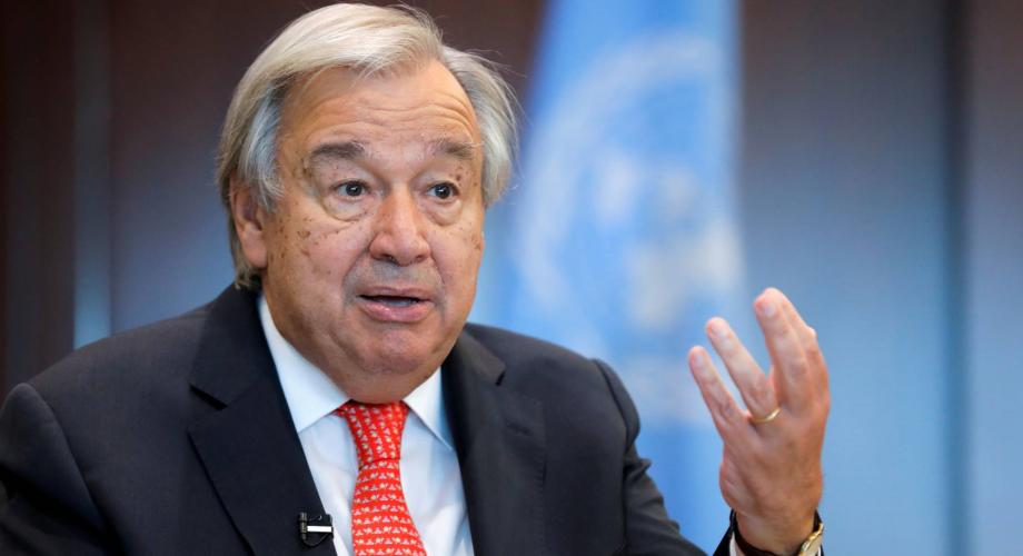 """الأمين العام للأمم المتحدة يستنكر العوائق التي تضعها """"البوليساريو"""" أمام تفعيل ولاية """"المينورسو"""""""