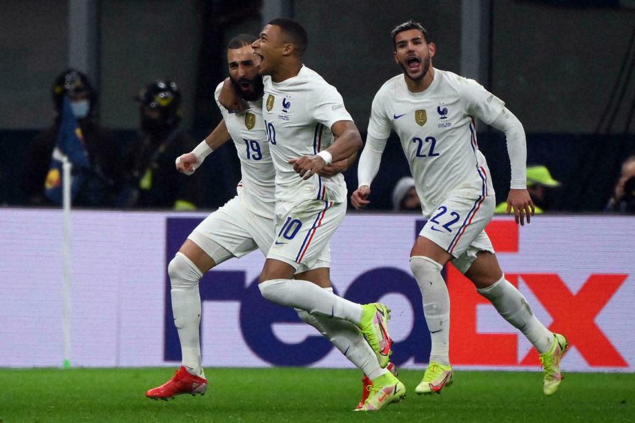 نهائي دوري الأمم الأوروبية.. المنتخب الفرنسي يتوج باللقب