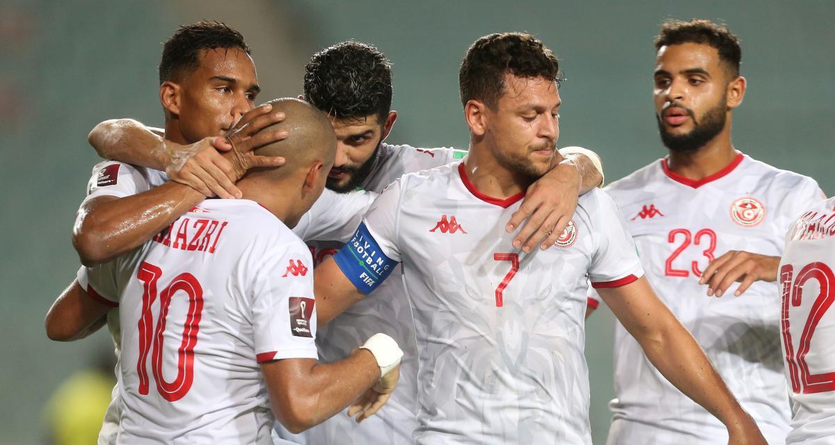 Foot-Mondial 2022: La Mauritanie et la Tunisie se neutralisent (0-0)