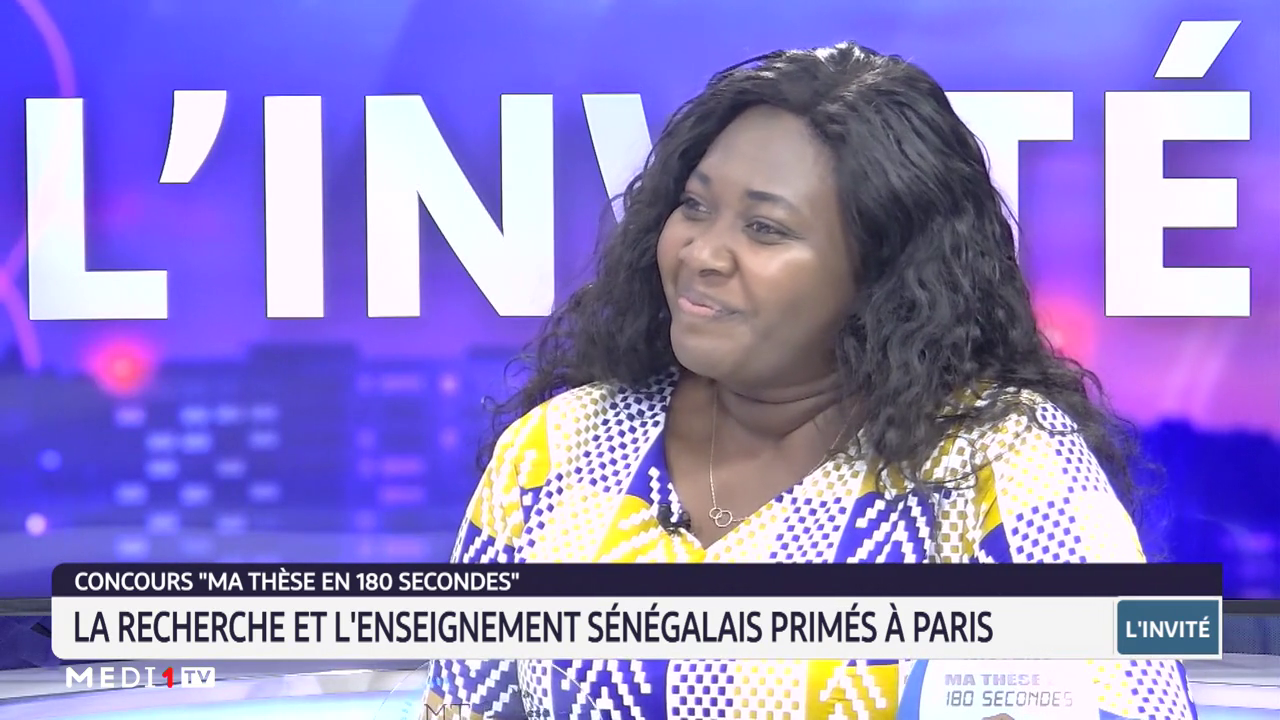 """""""Ma thèse en 180 secondes"""": la recherche et l'enseignement sénégalais primés à Paris"""