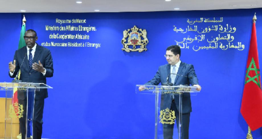 Sahara marocain: le ministre malien des AE réitère la position constante de son pays en faveur d'une solution politique, juste et durable à ce dossier
