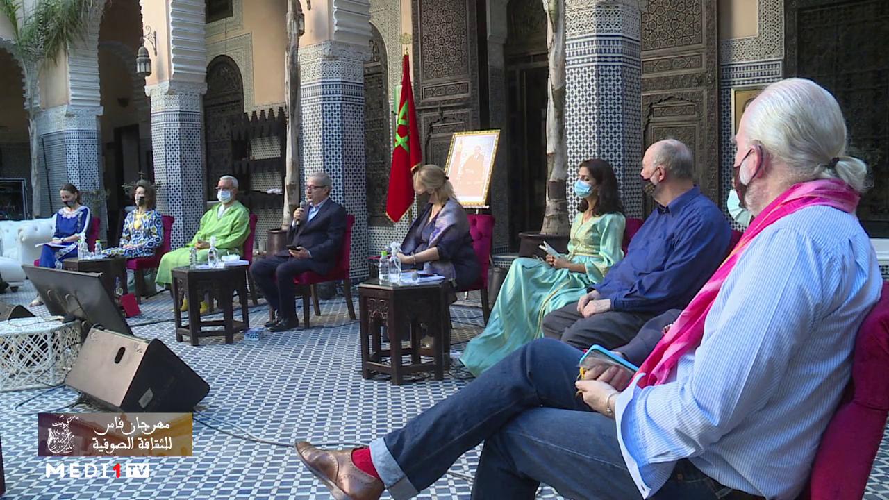 لقاء مع مولاي عبد الله الوزاني حول تفسير القرآن الكريم