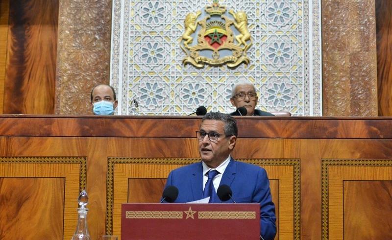 حكومة عزيز أخنوش تستعد لنيل ثقة مجلس النواب