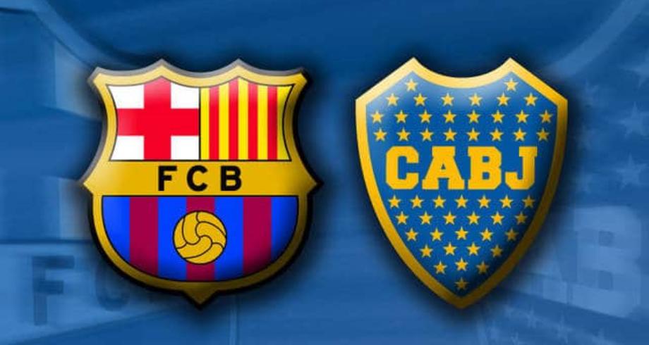 الرياض تحتضن كأس مارادونا بين برشلونة وبوكا جونيورز