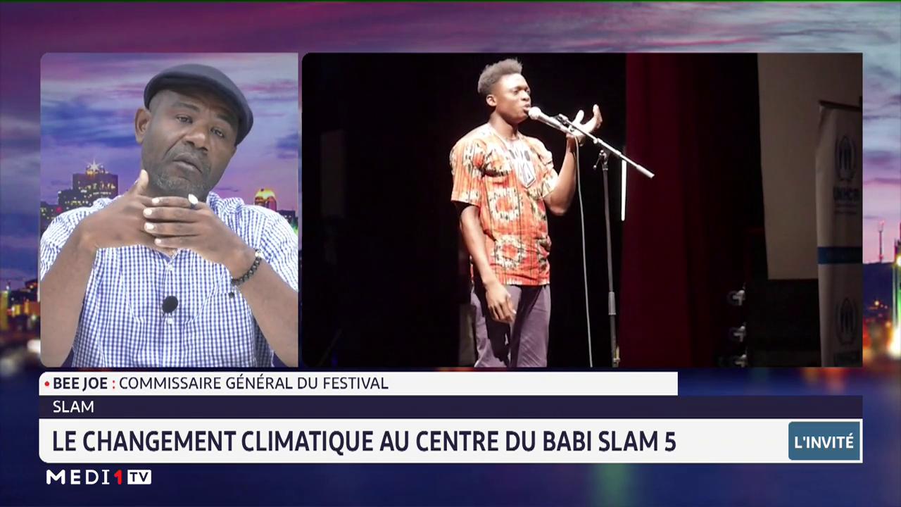 Slam: le changement climatique au centre du babi slam 5
