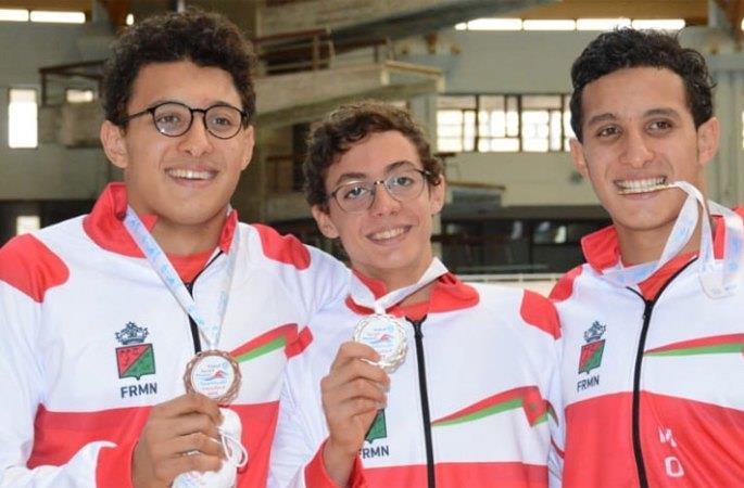 Championnat d'Afrique de natation (Accra-2021): 5ème médaille pour le Maroc