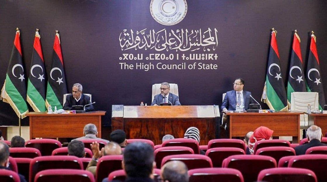 تعليق غازي معلى على رفض المجلس الأعلى للدولة الليبي قوانين الانتخابات