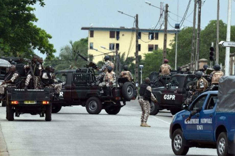 Côte d'Ivoire : deux morts dans l'attaque d'un poste de sécurité