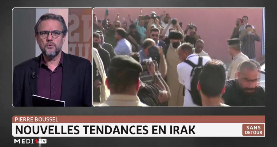Nouvelles tendances en Irak