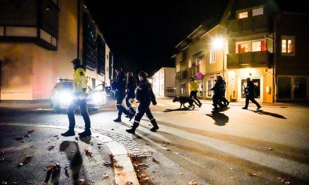 Norvège: cinq tués et deux blessés dans une attaque à l'arc