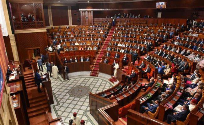 Chambre des conseillers: le programme gouvernemental a reproduit les chantiers adoptés par le précédent cabinet, déplore l'opposition