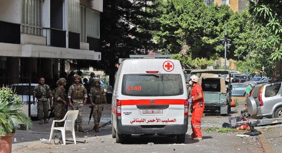 قتيل وعدة جرحى جراء إطلاق نار خلال تظاهرة في بيروت