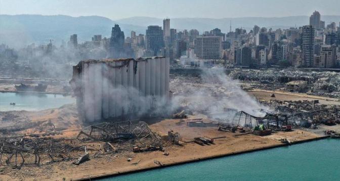 Explosion au port de Beyrouth: l'enquête reprend