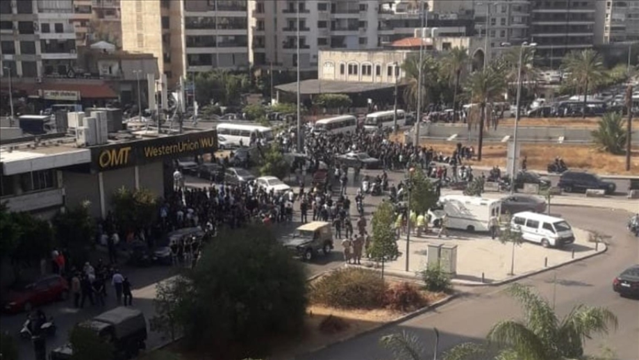 خمسة قتلى و20 جريحا في اشتباكات بين مسلحين في بيروت