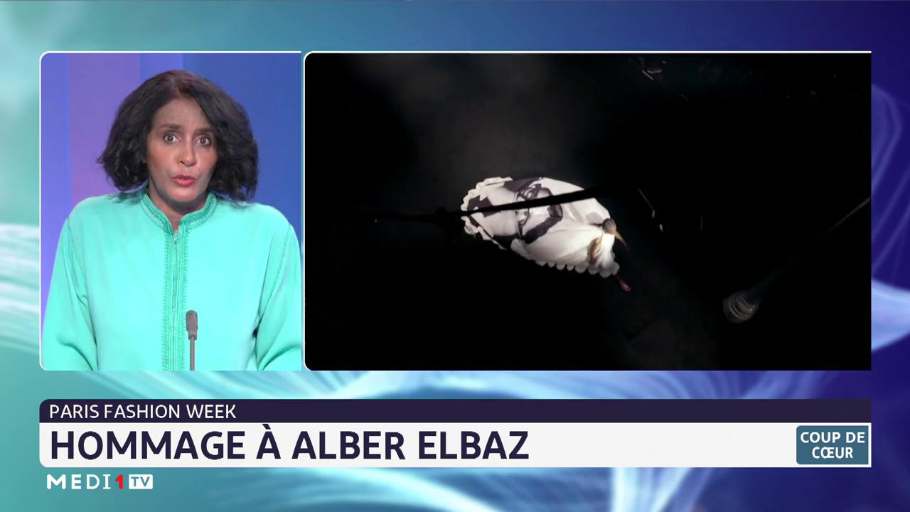 Coup de coeur:  la Fashion Week de Paris rend hommage au créateur Alber Elbaz