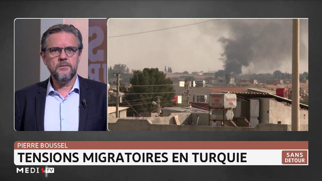 Tensions migratoires en Turquie