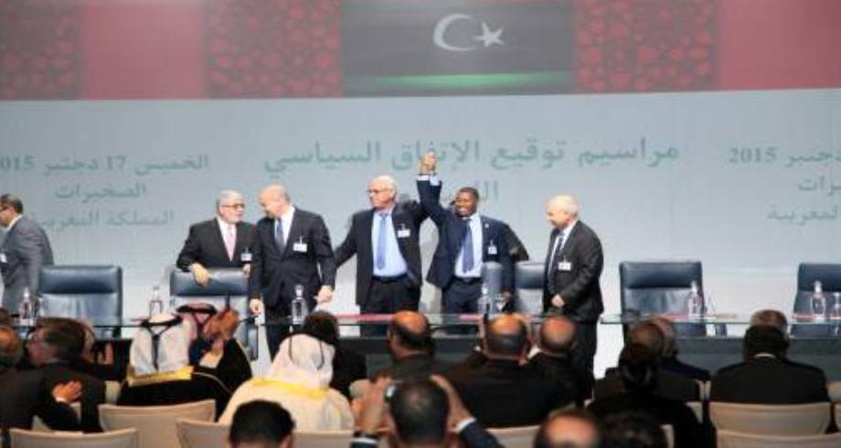 مجلس حقوق الإنسان يبرز أهمية اتفاق الصخيرات والنتائج الإيجابية للاجتماعات المنعقدة في المغرب