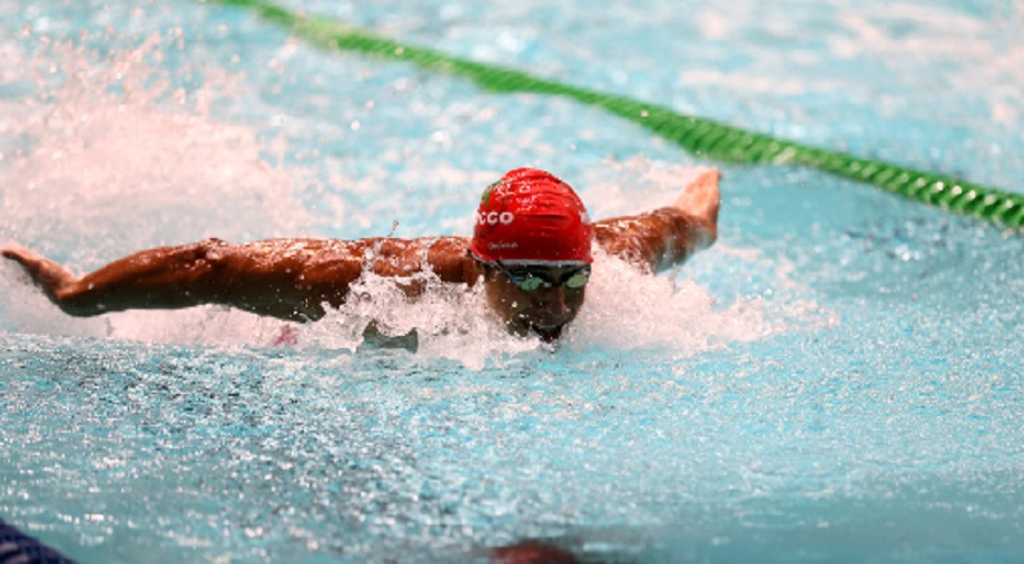 Championnat d'Afrique de natation (Accra-2021): le Maroc décroche sa 7ème médaille