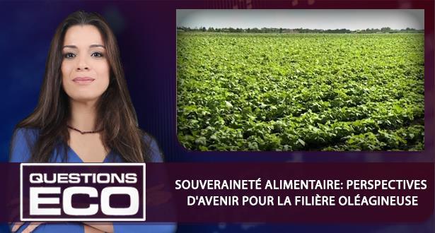 Souveraineté alimentaire: perspectives d'avenir pour la filière oléagineuse