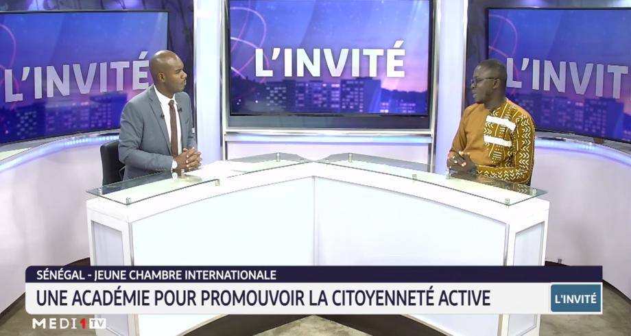 Entretien avec Mouhamadou Rassoul Danfa autour des objectifs de la JCI Sénégal