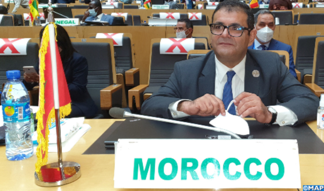 Le Conseil exécutif de l'Union africaine poursuit les travaux de sa session ordinaire avec la participation du Maroc