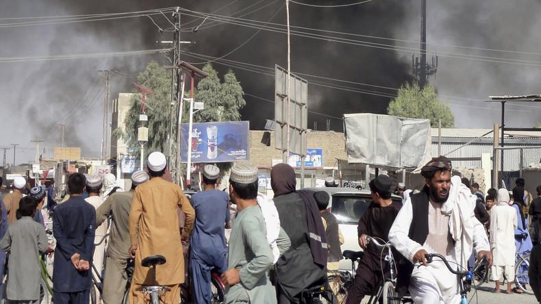 Afghanistan: Des explosions dans une mosquée chiite de Kandahar font au moins 32 morts et 53 blessés