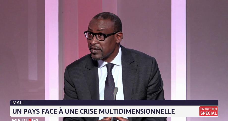 Abdoulaye Diop: le Mali traverse une crise multidimensionnelle profonde