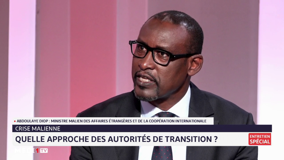 Abdoulaye Diop rend hommage aux forces de défense et de sécurité du Mali