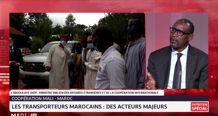 Camionneurs marocains tués au Mali: le Mali engagé à retrouver et punir les responsables