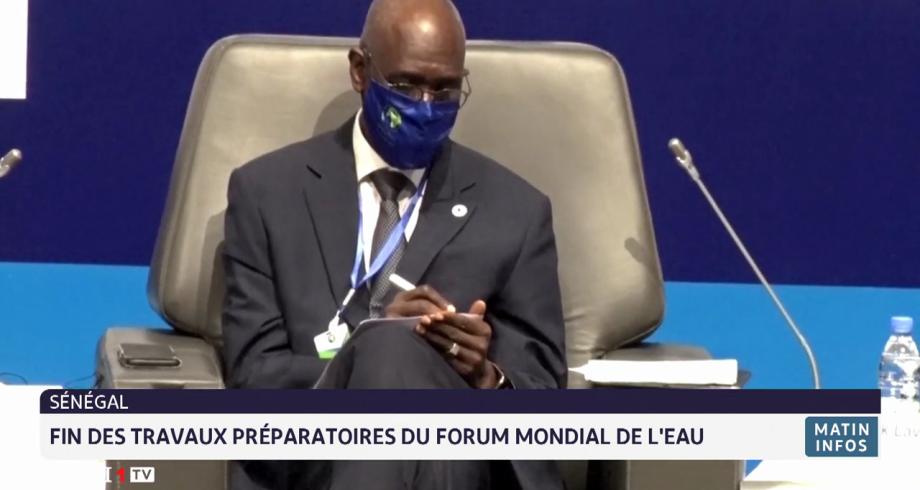 Sénégal: fin des travaux préparatoires du forum mondial de l'eau