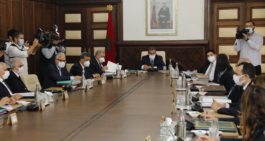 مجلس الحكومة يناقش الإجراءات التحضيرية لإعداد مشروع قانون المالية 2022