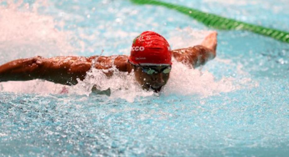 بطولة إفريقيا للسباحة .. المغرب يحتل المركز الثالث بـ 10 ميداليات