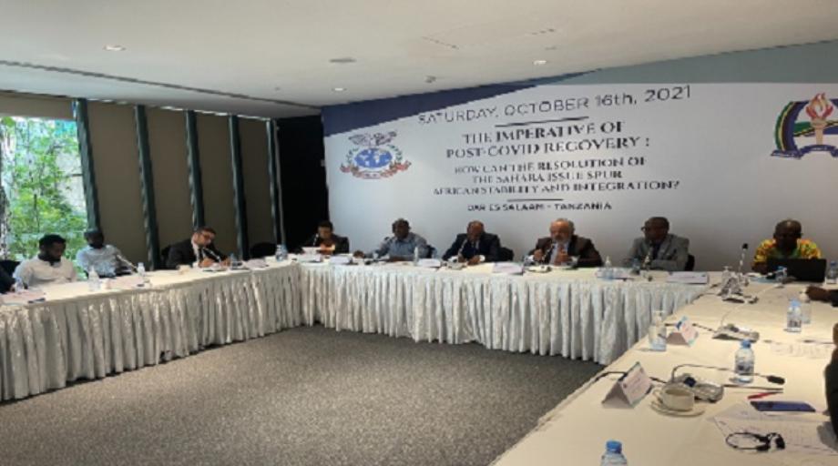 """Sahara marocain: des experts africains appellent en Tanzanie à l'expulsion de la """"rasd"""" de l'UA"""