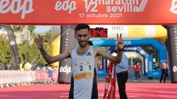 Le Marocain Mohamed El Talhaoui remporte le semi-marathon de Séville