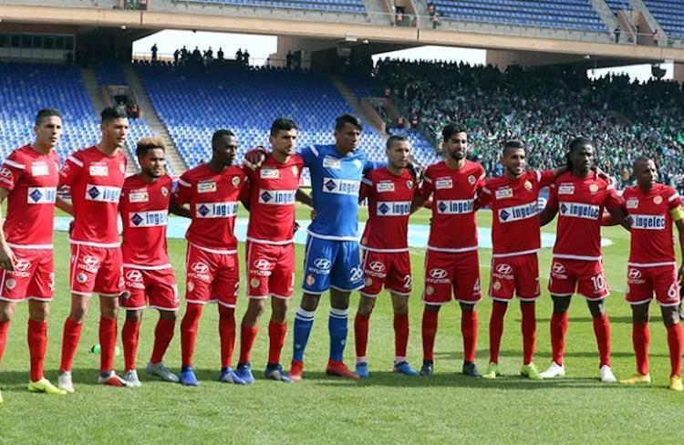 LDC de la CAF : Le WAC s'incline (0-1) face aux Ghanéens de Hearts of Oak