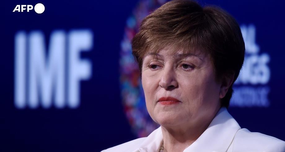 مديرة صندوق النقد الدولي  : لا خوف من جموح التضخم