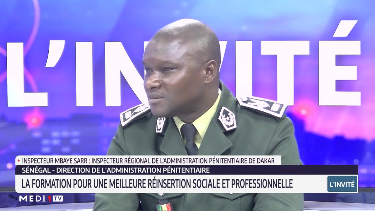 Sénégal: la formation pour une meilleure réinsertion sociale et professionnelle