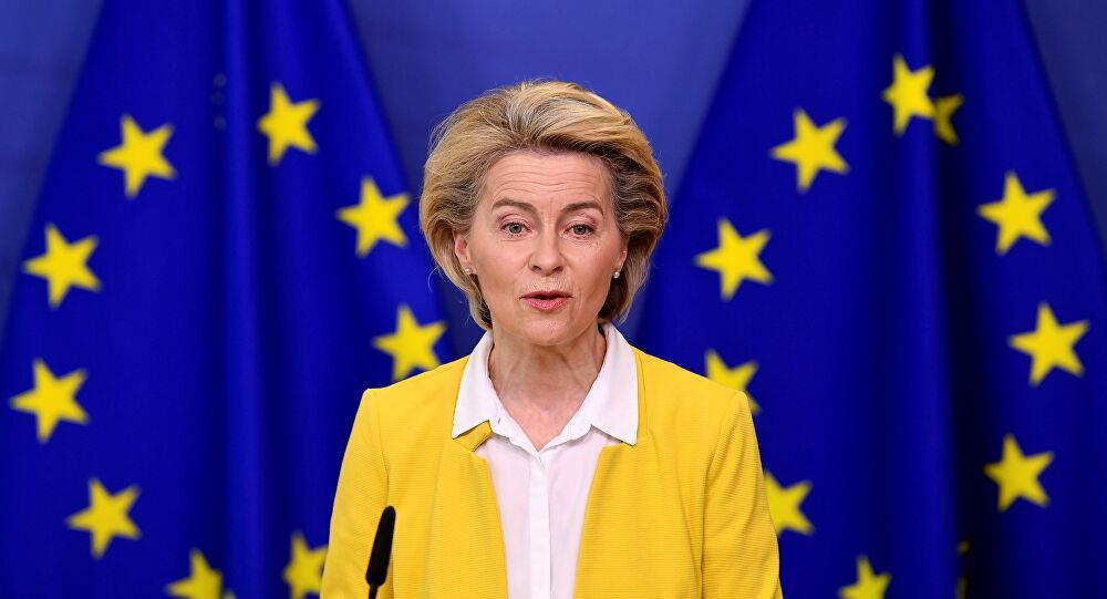 فون دير لايين: الاتحاد الأوروبي صدر أكثر من مليار جرعة لقاح مضاد لكوفيد-19