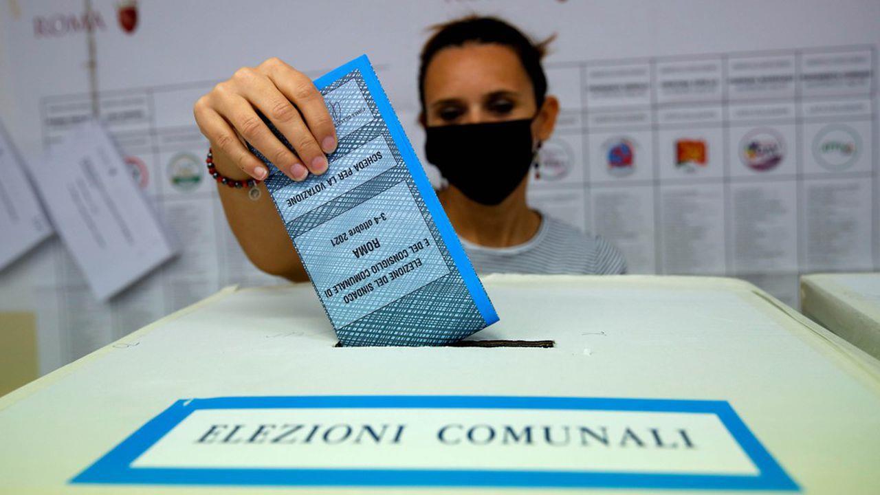 إيطاليا: الدور الثاني من الانتخابات البلديـة في رومـا