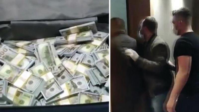 ضبط ملايين النقود الورقية المزيفة بإسطنبول
