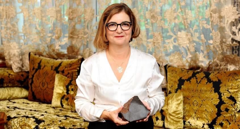 La scientifique marocaine Hasnaa Chennaoui récompensée en Italie