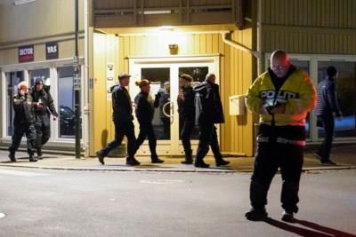 Attaque en Norvège: les cinq victimes ont été tuées à l'arme blanche (police)