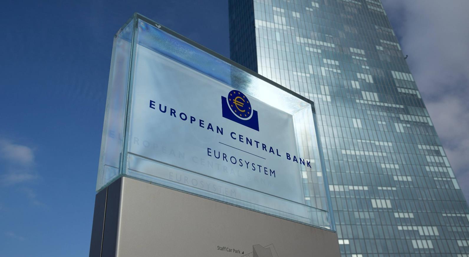 """BCE: """"Stress test"""" climatique entre mars et juillet 2022"""