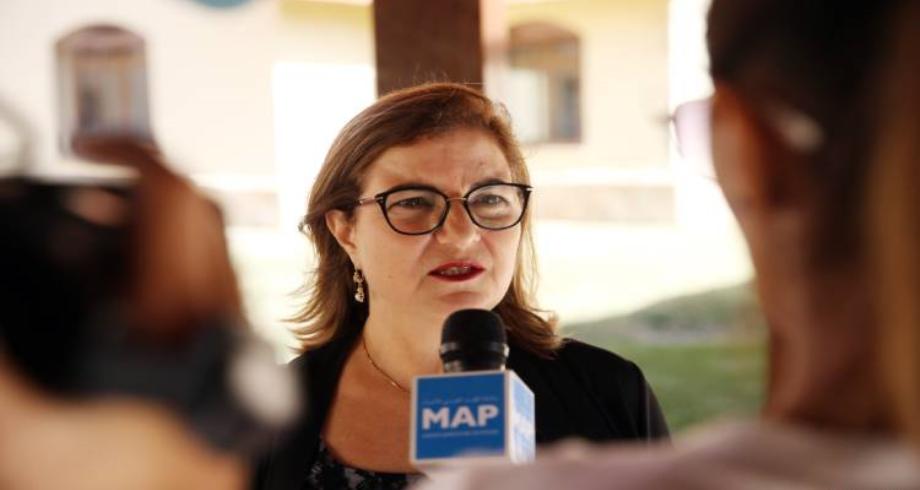"""المغربية حسناء الشناوي تتوج بـ""""جائزة هيباتيا الدولية"""" في إيطاليا"""