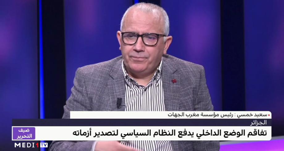 ضيف التحرير .. كيف يواصل النظام الجزائري لعبة تصدير أزماته الداخلية ولماذا يوظف شبح الإرهاب؟